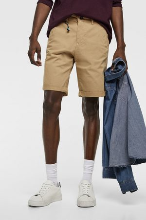 Zara Twill bermuda shorts