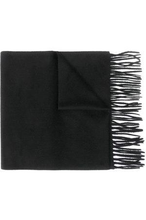 Alexander McQueen Fringed scarf