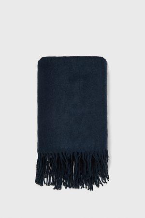 Zara Men Scarves - Scarf with fringes