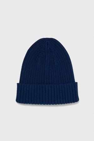 Zara Ribbed hat