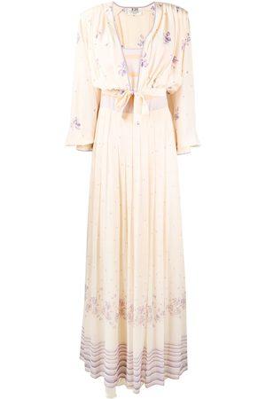 A.N.G.E.L.O. Vintage Cult 1970's floral dress & jacket
