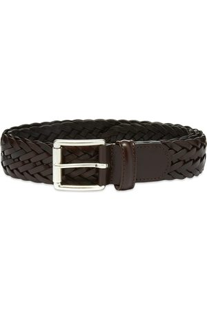 Anderson's Anderson's Woven Leather Belt