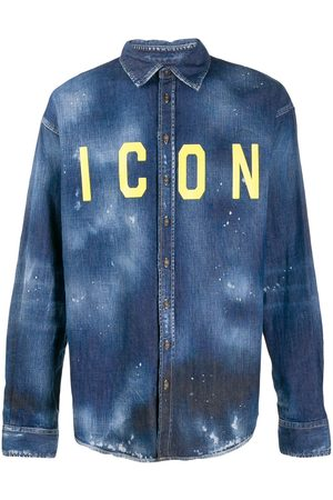 Dsquared2 Icon denim shirt
