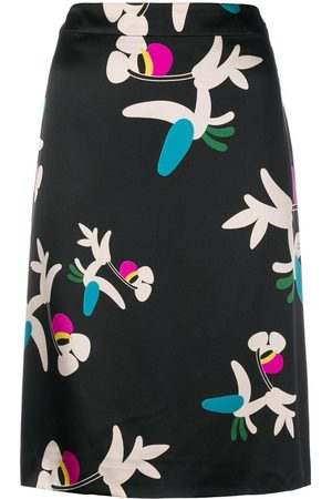 CHANEL Women Printed Skirts - Printed A-line skirt