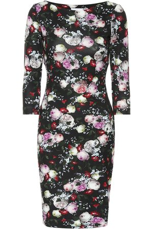 Erdem Women Casual Dresses - Reese floral ponte-jersey dress