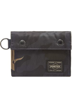 PORTER-YOSHIDA & CO Men Wallets - Counter Shade Wallet