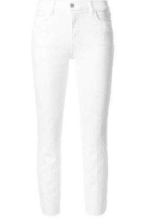 L'Agence Cropped jeans