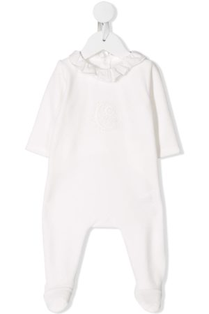 Chloé Baby Rompers - Ruffle neck romper