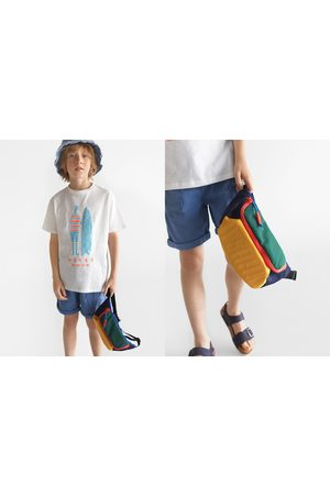 Zara Kids T-shirts - Surf appliqué t-shirt