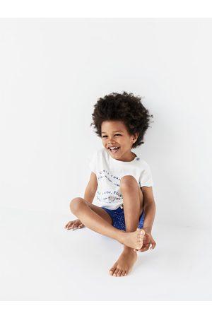 Zara Kids T-shirts - Scalloped t-shirt with slogans