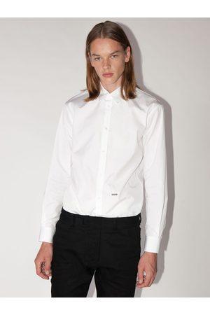 DSQUARED2 Relaxed Dan Cotton Shirt