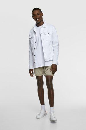 Zara New skinny basic bermudas