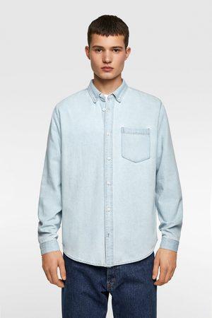 f33b34144f Basic denim shirt