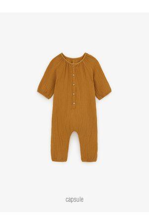 Zara Textured contrast jumpsuit