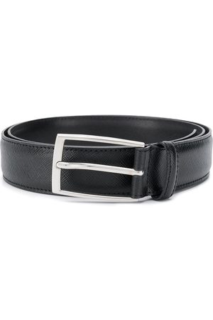 Sandro Men Belts - Saffiano finish belt