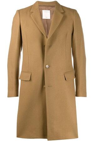Sandro Apollo camel coat
