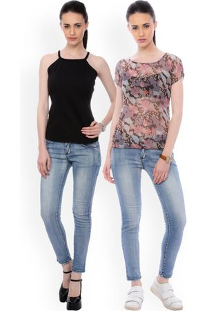 SCORPIUS SCORPIOUS Women Pack of two Tops