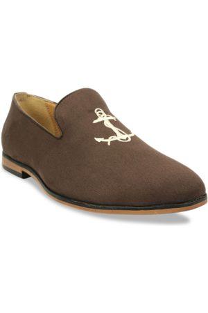 San Frissco Men Loafers - Men Brown Loafers