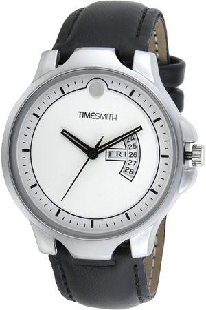 TIMESMITH Men White Analogue Watch TSC-026