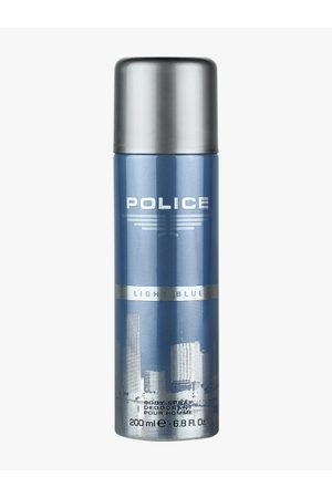 Police Men Light Blue Deodorant Spray 200 ml