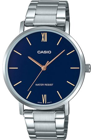 Casio Enticer Men Blue Dial Analog Watch MTP-VT01D-2BUDF - A1613