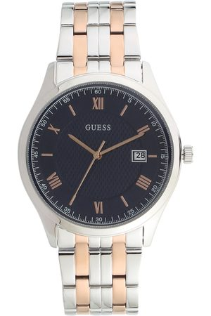 GUESS Men Blue Analogue Watch W1218G5