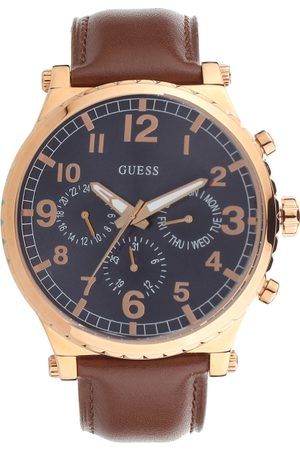 Guess Men Watches - Men Blue Analogue Watch W1215G1