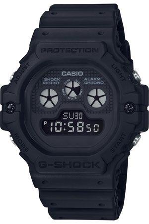 Casio G-Shock Men Black Dial Basic Watch DW-5900BB-1DR - G910
