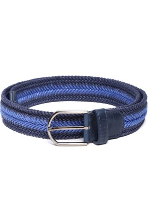 Lino Perros Men Navy Belt