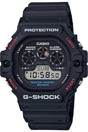Casio Men Watches - G-Shock Men Black Dial Basic Watch DW-5900-1DR - G909