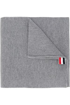 Thom Browne Milano stitch scarf