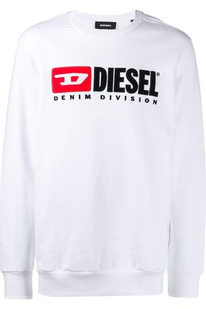 Diesel Men Sweatshirts - Contrast logo sweatshirt