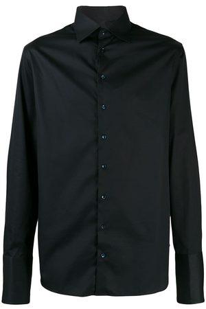 Armani Plain formal shirt shirt