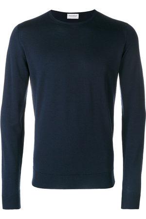 JOHN SMEDLEY Crew-neck knit jumper