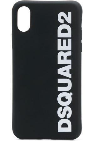 Dsquared2 Men Phone Cases - Logo iPhoneX case