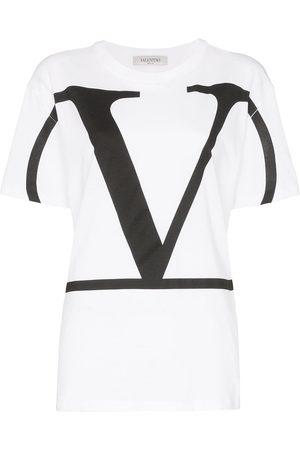 Valentino Go Logo print T-shirt