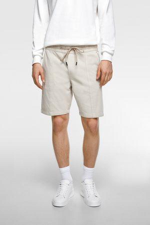 Zara Faded bermuda shorts