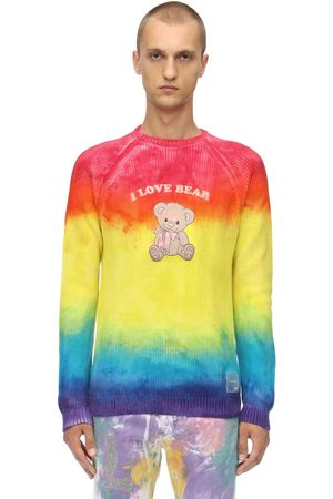KLSH - KIDS LOVE STAIN HANDS Embroidered Crewneck Sweater