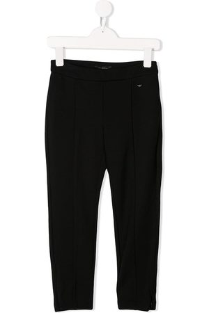 Emporio Armani Girls Slim Trousers - Slim-fit trousers