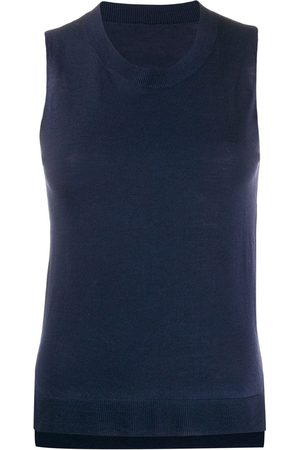 SOTTOMETTIMI Women Tank Tops - Fine knit tank top