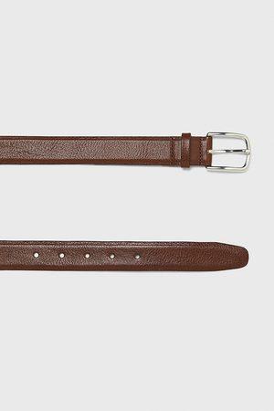 Zara Textured belt