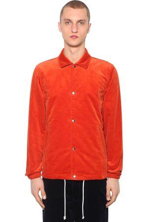 Comme des Garçons Cotton Corduroy Shirt Jacket