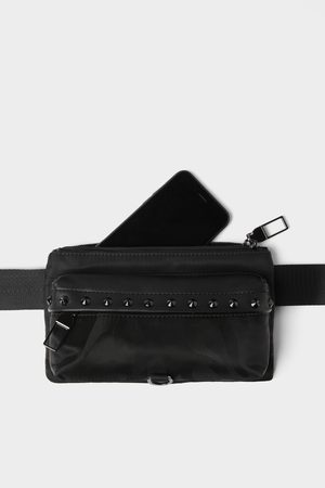 Zara Belt bag with stud detail