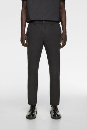 Zara 4-way traveller chino trousers