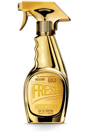 Moschino Women Gold Fresh Couture Eau De Parfum 50 ml