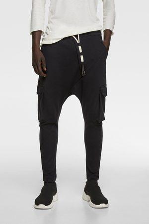 Zara Baggy cargo trousers