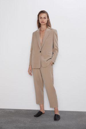 Zara Darted trousers