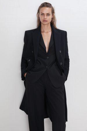 Zara Buttoned masculine coat