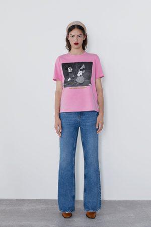 Zara Licensed mickey mouse ©disney t-shirt