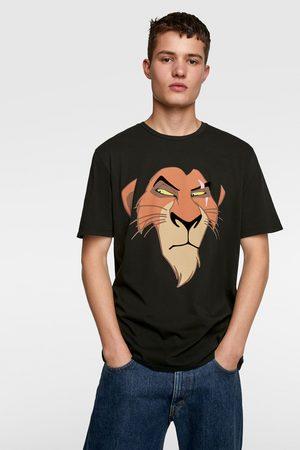 Zara Scar © disney t-shirt